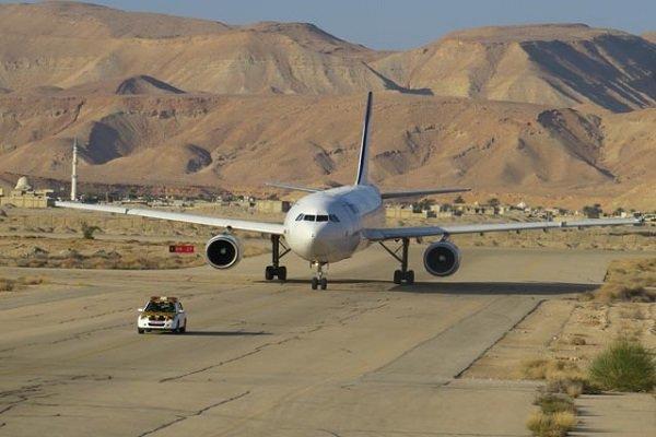 فرودگاه گناباد 15 ماه دیگر آماده بهره برداری است