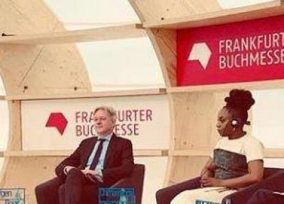 آزادی بیان و انتشار محتوا در نمایشگاه کتاب فرانکفورت
