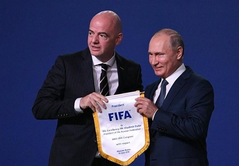 فوتبال دنیا ، اعلام حمایت کنفدراسیون فوتبال اقیانوسیه از نامزدی جانی اینفانتینو