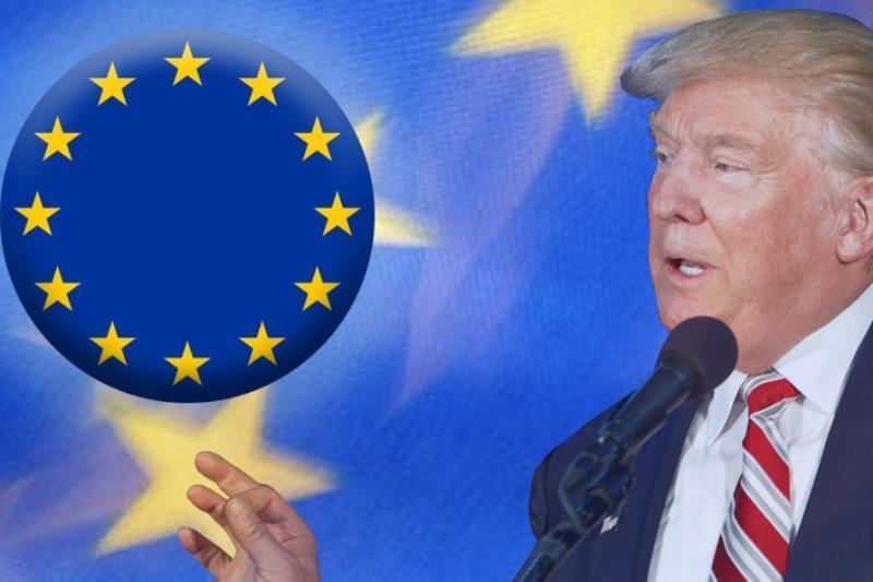 پایان قانون جنگل ترامپ در جنگ اقتصادی با اروپا