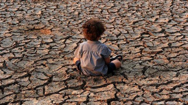 بلایی که گرمایش زمین بر سر انسان می آورد!