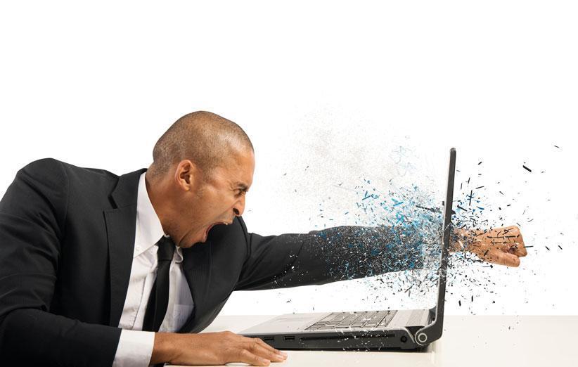 5 اشتباه پرتکرار که منجر به کاهش سرعت کامپیوتر می گردد