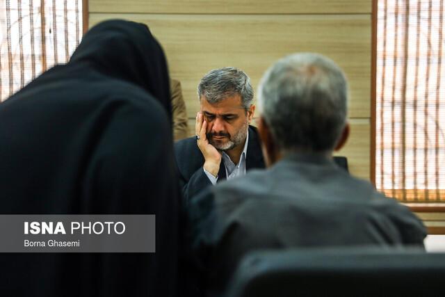 دیدار مردمی دادستان تهران برگزار شد