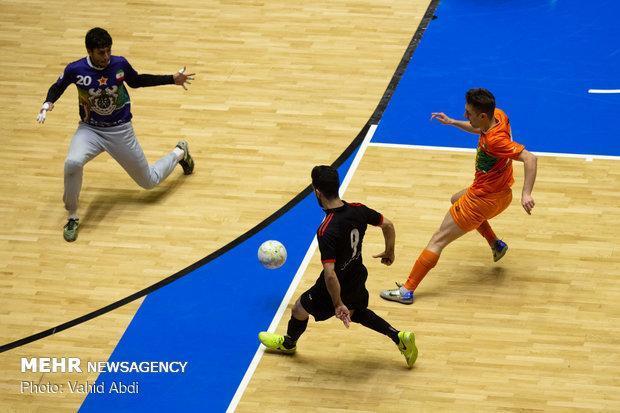 صمیمی: چیزی جز قهرمانی ما را راضی نمی کند، ناگویا تیم حرفه ای است