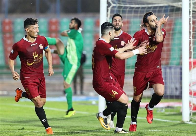 لیگ برتر فوتبال، شهر خودرو با شکست شاهین 6 امتیازی شد