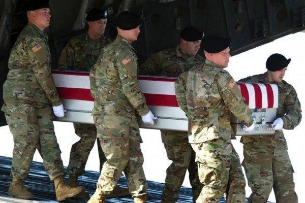 واکنش فرمانده تروریست های آمریکایی به حملات طالبان