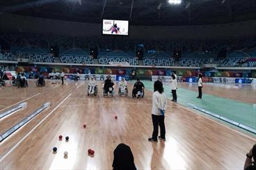 تیم بوچیای بانوان ایران از صعود به مرحله بعد بازماند