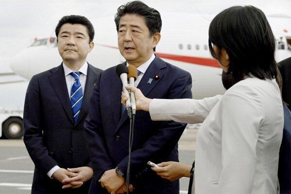 شینزو آبه: مصمم به دیدار با اون هستم