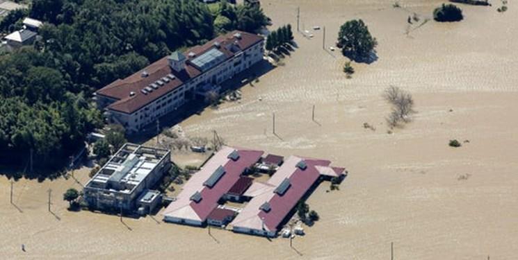 تصاویر، امدادرسانی به حادثه دیدگان طوفان ویرانگر ژاپن ادامه دارد