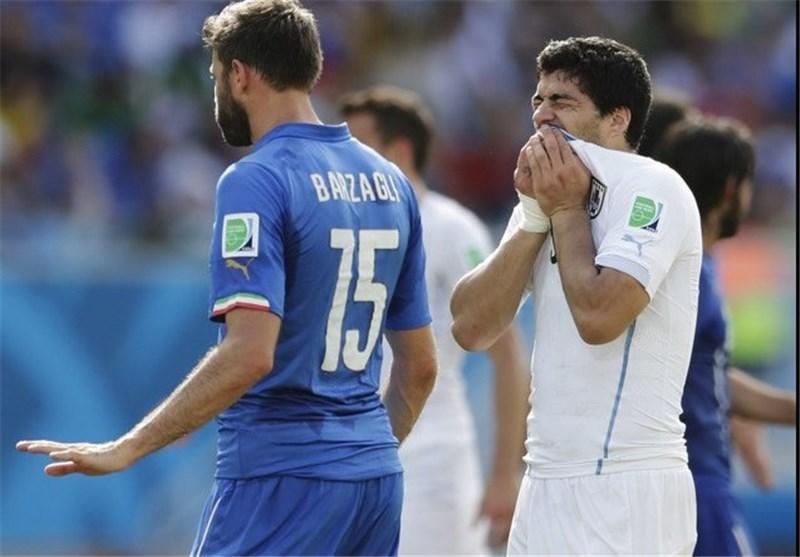 سوارز و نماینده اتحادیه فوتبال اروگوئه به کمیته انضباطی فیفا احضار شدند
