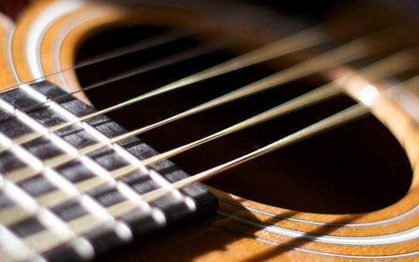 صدای این گیتار خودنواز به گوشتان نمی رسد