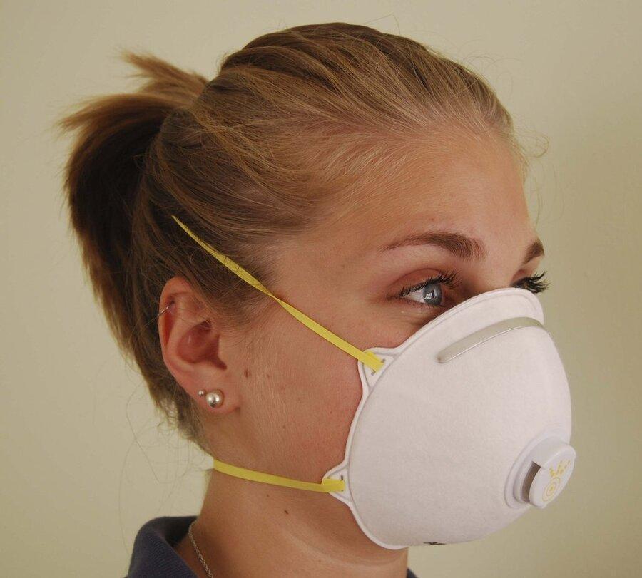 چطور در آلودگی هوا درست ماسک بزنیم ، چه ماسکی موثرتر است؟