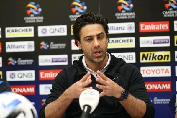 مجیدی: هیچ تیمی قادر به شکست دادن استقلال نیست ، هر بازیکنی می تواند کار دیاباته را انجام دهد