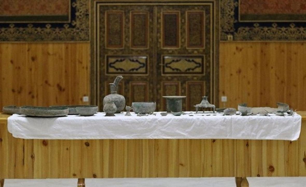 کشف آثار تاریخی 800 ساله در ولایت هرات