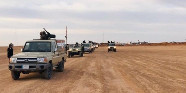 الحشد الشعبی یک سرکرده مهم داعش را در الانبار دستگیر کرد