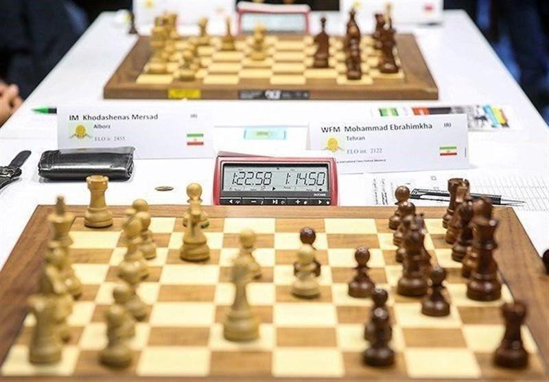 آغاز اردوی تیم ملی شطرنج بانوان با حضور 4 شطرنج باز