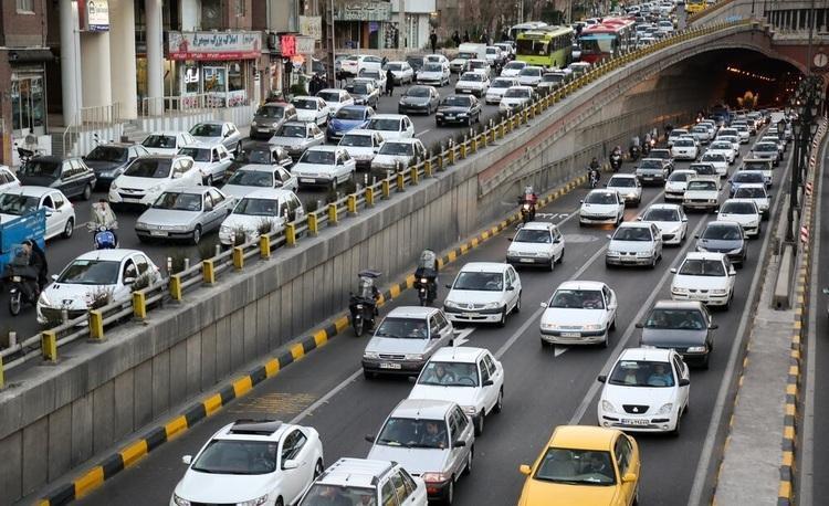 جزئیات بسته جدید مقابله با ترافیک در پایتخت