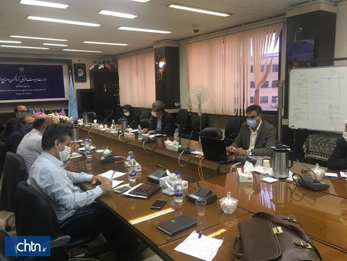 ارائه طرح منطقه آزاد گردشگری سیریک در معاونت گردشگری کشور