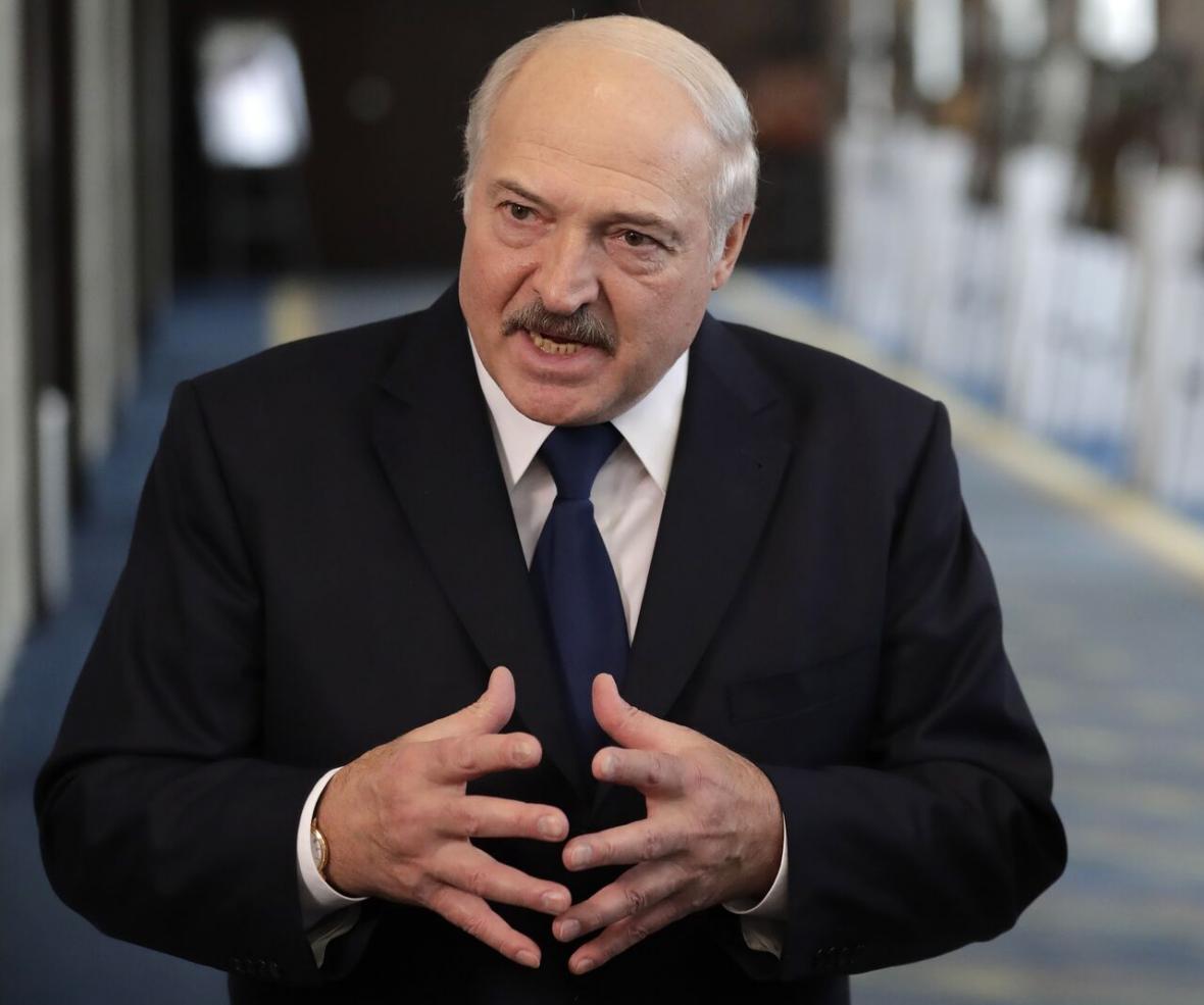 خبرنگاران لوکاشنکو: اتباع روسی برای بی ثبات کردن اوضاع به بلاروس آمدند