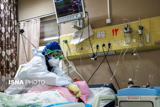حدود 1240 بیمار کرونایی در بیمارستان های آذربایجان شرقی بستری هستند