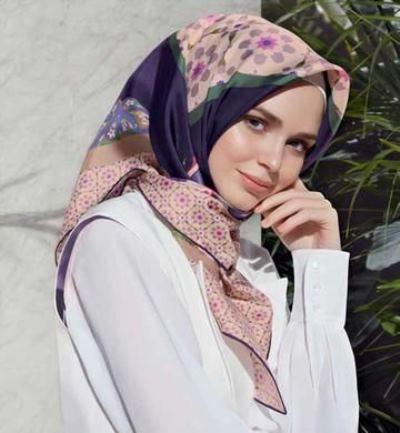 مدل روسری 97 + جدیدترین مدل های روسری ترکیه ای