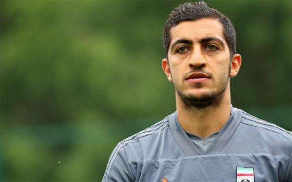 سیاست یک بام و دو هوا ترک ها درباره بازیکن ایرانی؛ لطفا کنارمان بمان