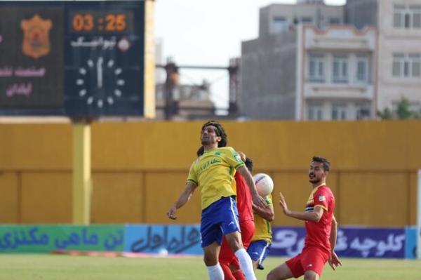 دربی خوزستان برنده نداشت، صنعت نفت از رسیدن به صدر بازماند