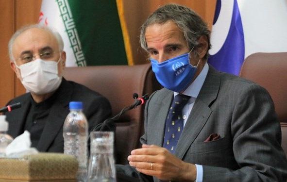 گِروسی: اگر ایران و قدرت های جهانی به توافقی نرسند، جامعه بین الملل با شرایطی کاملا جدید روبرو خواهد شد خبرنگاران